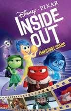 Disney/Pixar Inside Out Cinestory Comic