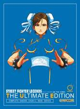 Street Fighter Legends: The Ultimate Edition
