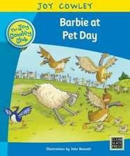 Barbie at Pet Day