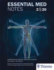 Essential Med Notes 2020: Comprehensive Medical Reference & Review for USMLE II and MCCQE