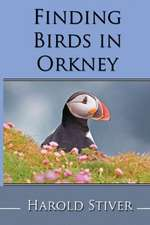 Finding Birds in Orkney
