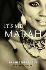 It's Me, Marah