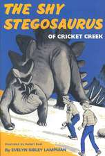 The Shy Stegosaurus of Cricket Creek