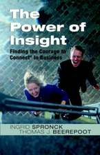 The Power of Insight