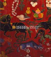 Wooden Wonders: Tibetan Furniture In Secular And Religious Life