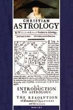 Christian Astrology, Books 1 & 2
