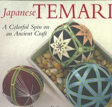 Japanese Temari:  A Colorful Spin on an Ancient Craft