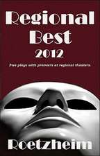 Regional Best 2012