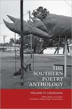 The Southern Poetry Anthology:  Louisiana
