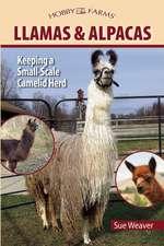 Llamas & Alpacas:  Small-Scale Camelid Herding for Pleasure and Profit