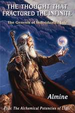 The Thought That Fractured the Infinite:  The Genesis of Individuated Life