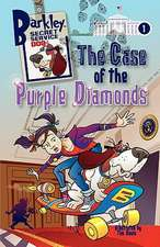 The Case of the Purple Diamonds (Barkley, Secret Service Dog 1)