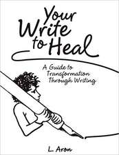 Your Write to Heal