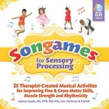 Songames for Sensory Processing [With 2 CDs]:  Embassy War