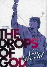 Drops Of God Vol. 05: New World