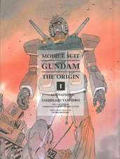 Mobile Suit Gundam: The Origin 1: Activation