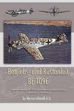 Betriebs- Und Rustanleit Bf 109e