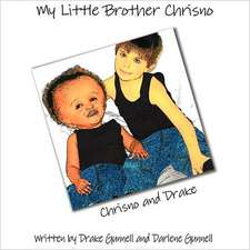 My Little Brother Chrisno