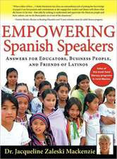 Empowering Spanish Speakers - Answers for Educators