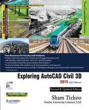 Exploring AutoCAD Civil 3D 2015