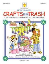 How to Make Crafts from Trash