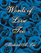 Words of Love Too