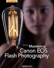 Mastering Canon EOS Flash Photography, 2nd Edition:  Great Photography with Just One Light