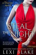 Steal the Night:  A Masters and Mercenaries Novella