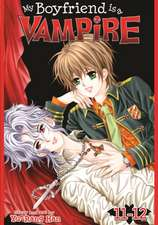 My Boyfriend Is a Vampire, Book 11 & 12:  I Don't Have Many Friends, Volume 5