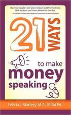 21 Ways to Make Money Speaking
