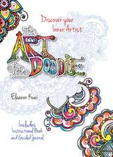 The Art of the Doodle:  250 Classic Recipes from Boston Cream Pie to Madeleines and Macarons