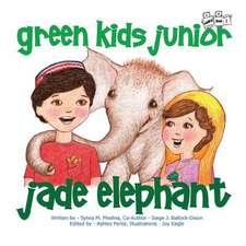 Reading Level 1 - Jade Elephant