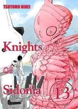 Knights Of Sidonia Volume 13