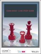 CGMA Exam – Case Study Guide