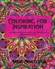 Coloring for Inspiration