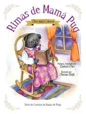 Rimas de Mama Pug - Libro Para Colorear:  Human Sacrifice, Genocide, Child Porn