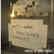 Buty-Wave Is Now Closed Forever