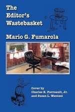 The Editor's Wastebasket
