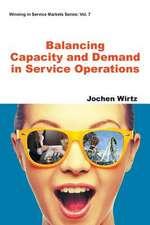 Balancing Capacity and Demand of Service Operations