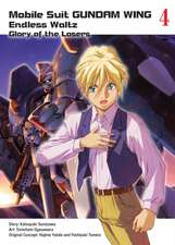 Mobile Suit Gundam Wing 4: The Glory Of Losers