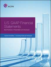 Accounting Trends and Techniques: U.S. GAAP Financial Statements––Best Practices in Presentation and Disclosure