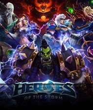 Heroes of the Storm: Character Notebook