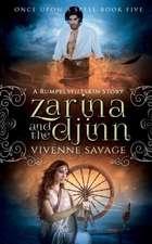 Zarina and the Djinn