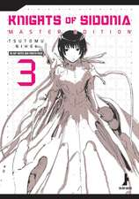 Knights Of Sidonia, Master Edition 3