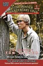 Tom Sawyer & Huckleberry Finn: St. Petersburg Adventures: The Legendary Tom Sawyer