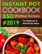 Instant Pot Pressure Cooker Cookbook #2019