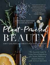 Plant-Powered Beauty, Updated