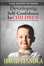 Developing Self-Confidence in Children