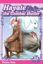 Hayate the Combat Butler, Vol. 35