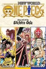 One Piece (Omnibus Edition), Vol. 30: Includes vols. 88, 89 & 90